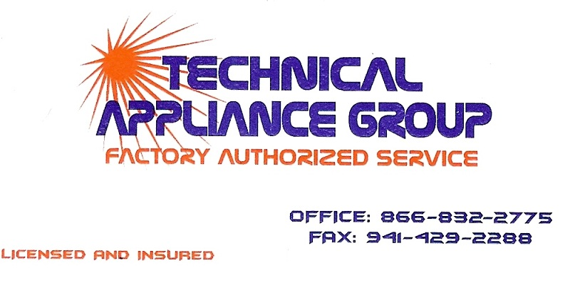 TECHNICAL APPLIANCE GROUP