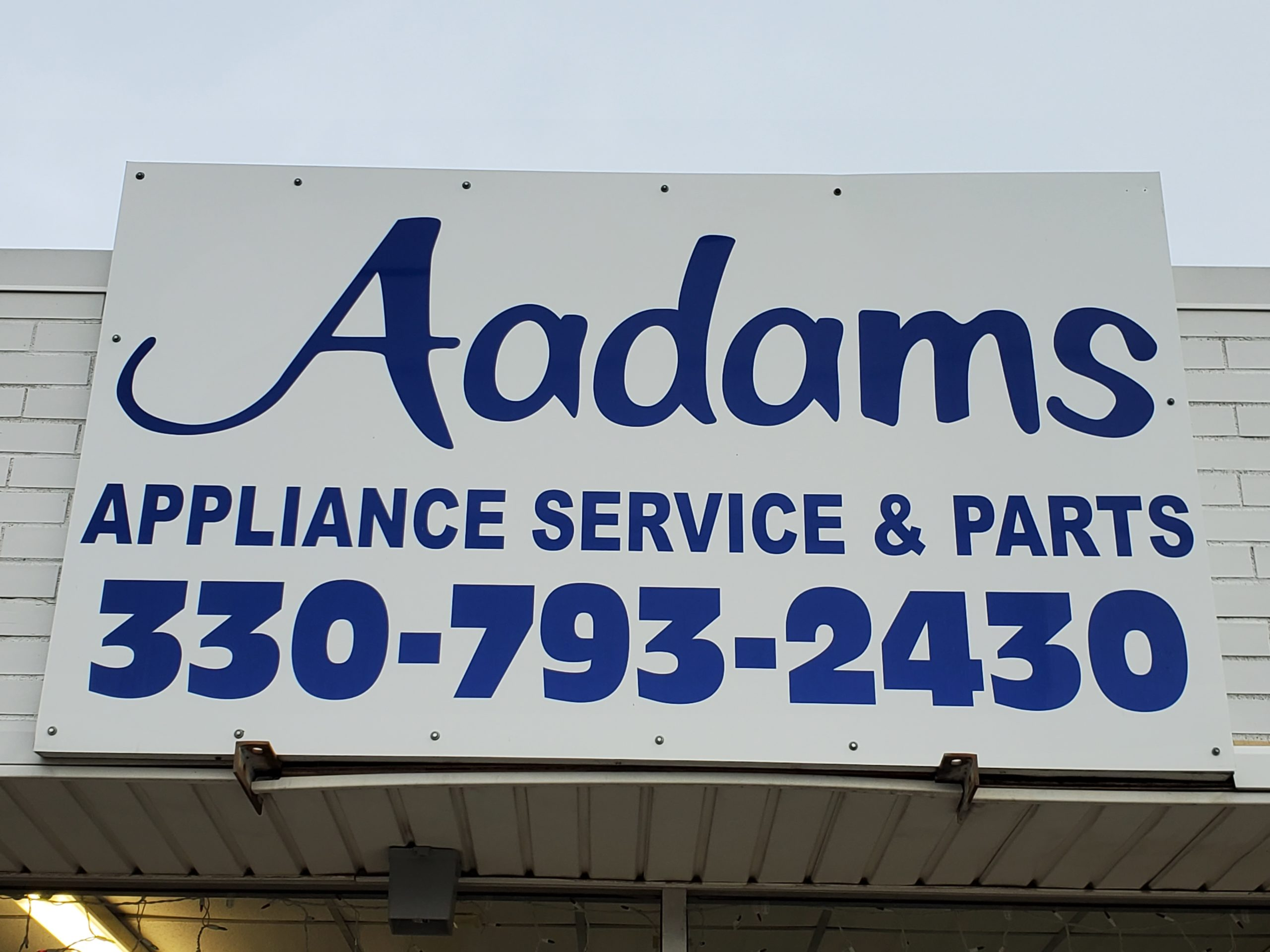 Aadams Appliance Service